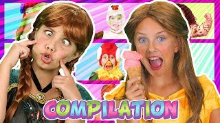 Silly Princess Compilation | WigglePop