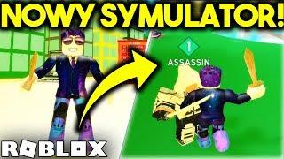 NOWY SUPER SYMULATOR! SLAYING SIMULATOR | ROBLOX