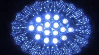 LED SPOTLIGHT Harbor Freight hand crank generator flashlight