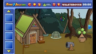 G2J Mole Rescue Walkthrough [Games2Jolly]