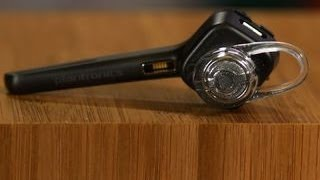 Hands-on with the Plantronics Voyager Edge bluetooth headset