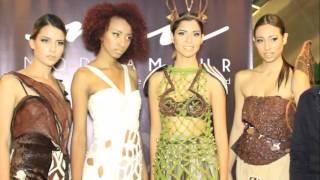 Desfile de Modelos, Agencia Mode Amour. VII Salón del Cacao & Chocolate