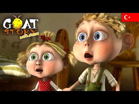 Keçi Hikayesi 2 - Hareketli Çocuk Filmi -  Çizgi Film - TRT Ailesi -  Goat story