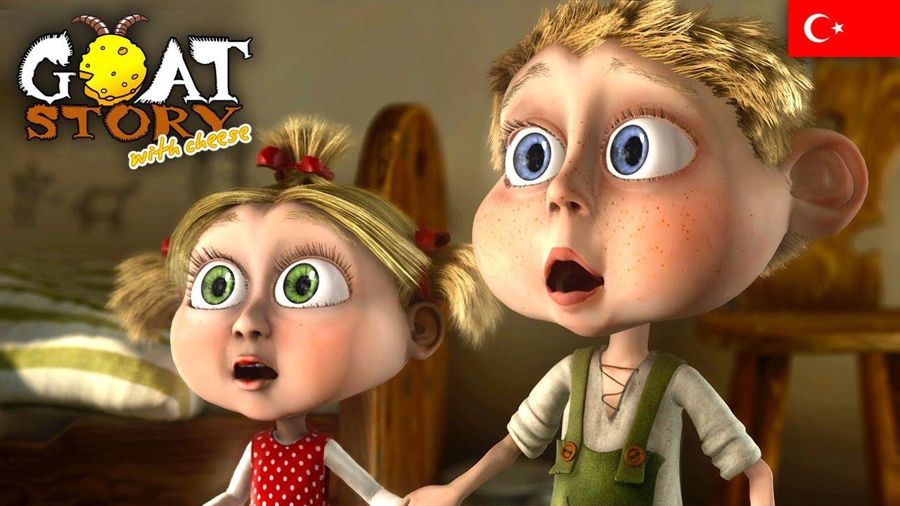 Keçi Hikayesi 2 - Goat story 2 - animasyon filmi -  Çizgi Film - TRT Çocuk