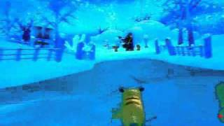 PokePark Wii Walkthrough Part 27: Iceberg Zone Friend List