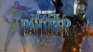 The History of Marvel's The Black Panther: Rising From Almost Forgotten