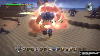 Dragon Quest Builders (PS4) - Farming for Golemite