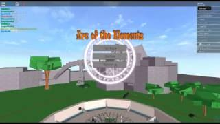 roblox arc of the elements| Ep1| new series| Pt1/2