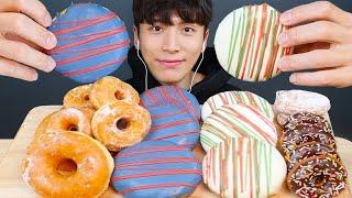 던킨도너츠 디저트 먹방 Dunkin Donuts Des…