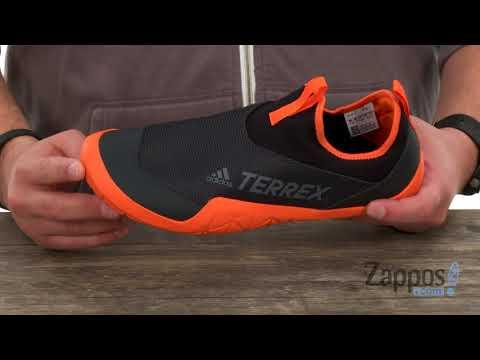 50fed655c7b adidas Outdoor Terrex CC Jawpaw II Slip-On SKU: 8985995 - YouTube