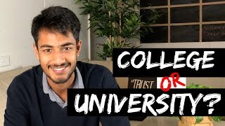 Download College vs. University | Pros & Cons | STUDY IN AUSTRALIA Mp3 and Videos