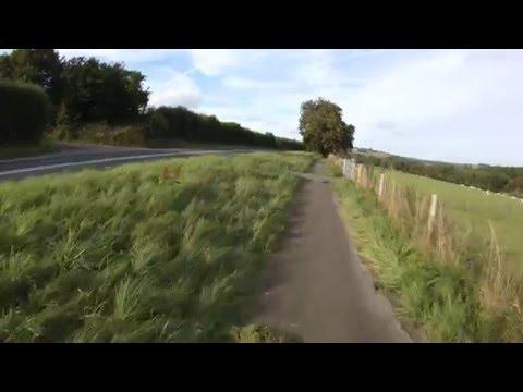 Centurion Way Path, Chichester, West Sussex