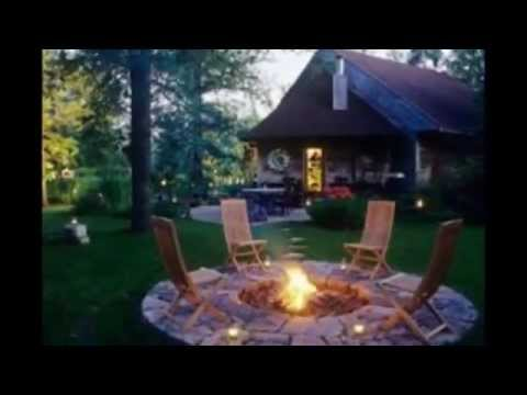 Backyard Fire Pit   Patio Fire Pit With Cover. 32 Inch Backyard Fireplace