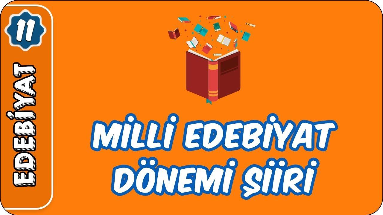 11. Sınıf Türk Dili ve Edebiyatı - Şiir -3 | 2021