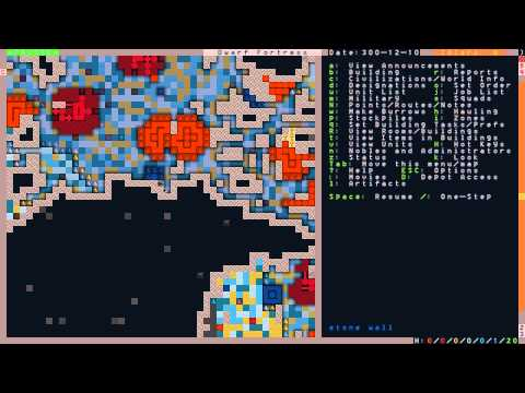 Dwarf Fortress for New Players ~ 27 Geology, Caverns and the Magma Sea