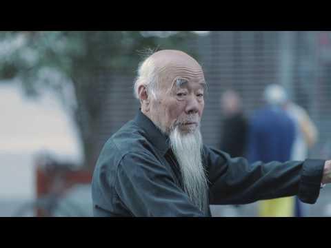 Martial Arts Masters in Shanghai, China.