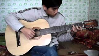 Phía sau ánh mắt buồn (độc tấu guitar)