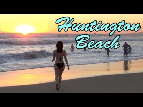 A Trip To Huntington Beach!