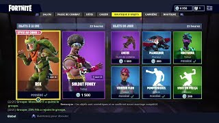 BOUTIQUE FORTNITE DU 27 SEPTEMBRE 2018 ! ITEM SHOP SEPTEMBER 27 2018
