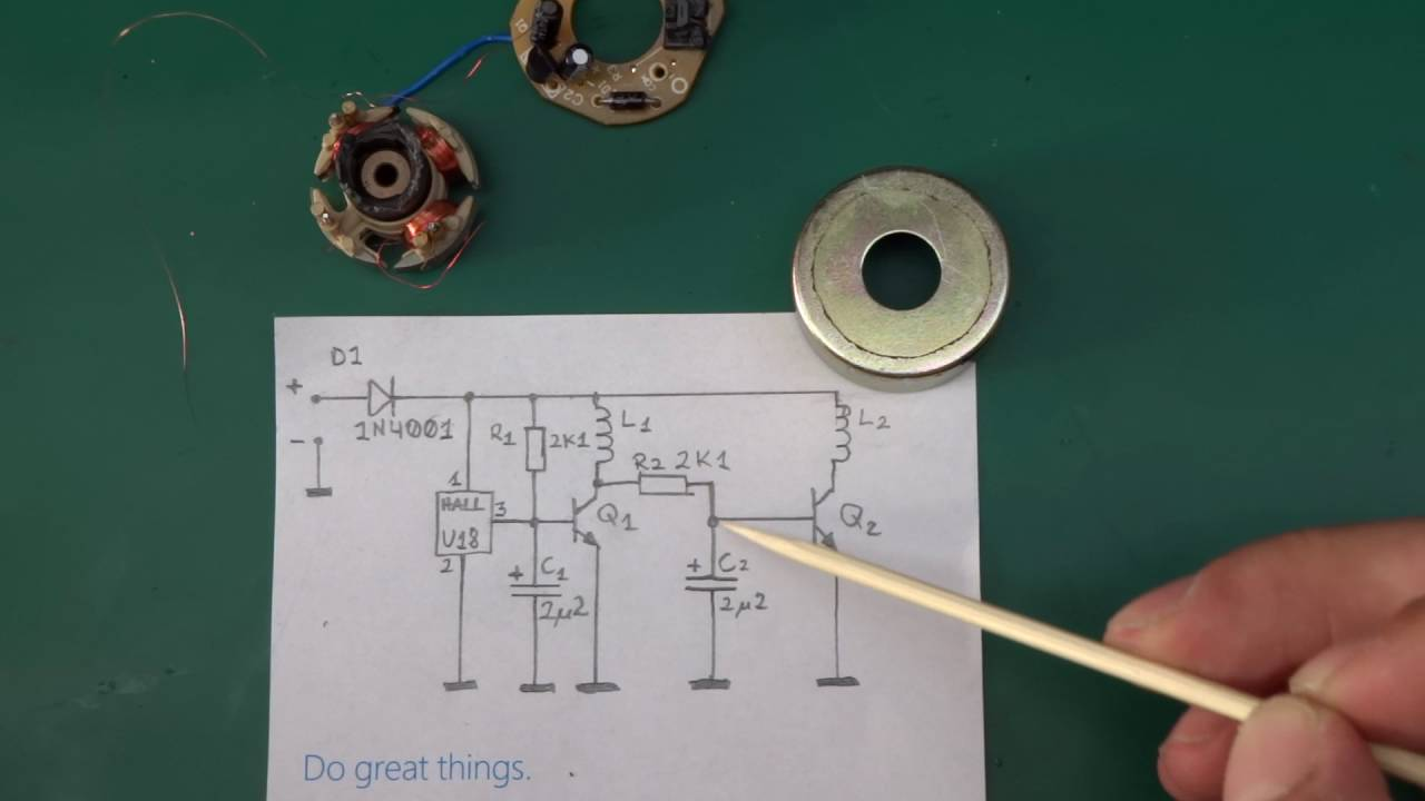 Pc Fan Wiring Solutions 106 Diagram Spal Fans Bldc Driver Circuit Reverse Engineered You