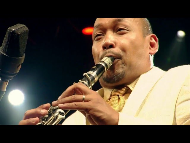 Evan Christopher @ Jazz In Marciac 2014  (Farewell Blues)