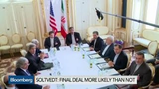 A Deal With Iran Is More Likely Than Not: Soltvedt