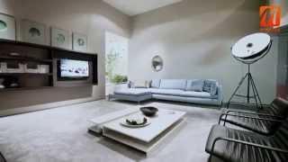 видео Итальянская мебель для гостиной