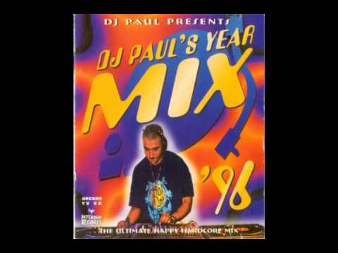 DJ Paul Presents... DJ Paul's Year Mix ('96)