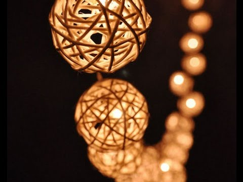 Innovative Led Vine Ball String Lights For Christmas Decoration