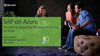 Integrating SAP on Azure with native Azure cloud services