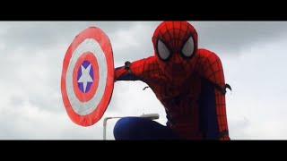 Captain America: Civil War Trailer Re-creation!