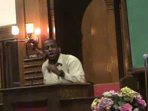 46. Earl Washington-Oh How I Love Jesus