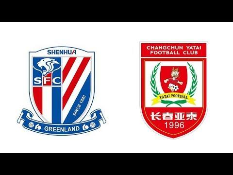 Round 20 - Shanghai Shenhua vs Changchun Yatai
