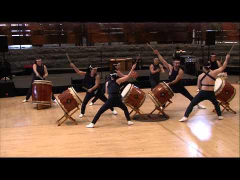 Buddhist Ekoji - Nen Daiko - Japanese Taiko Drumming