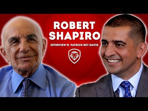 Robert Shapiro: OJ's Attorney Reveals Untold Stories