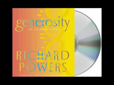 Generosity by Richard Powers--Audiobook Excerpt