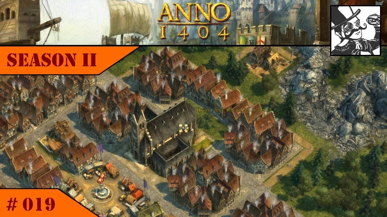 Anno 1404 - Venice: Season II #019 Brass, Glasses and Patricians