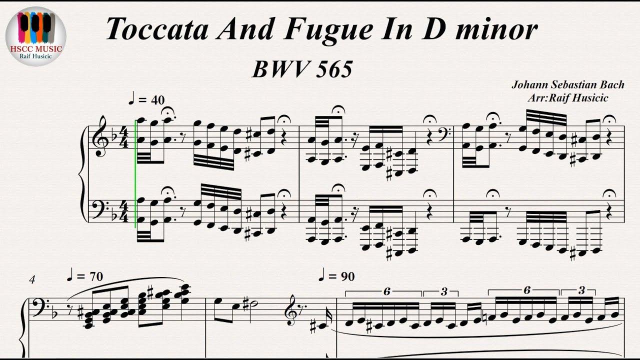 Bach-Busoni Editions