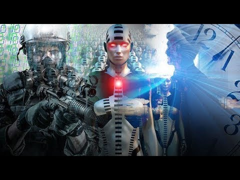 Man from European empire in year 3300 warns of apocalyptic ROBOT WAR