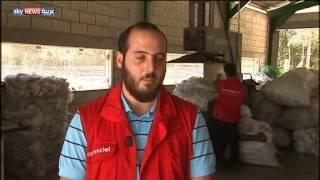 مبادرات لإعادة تدوير القمامة في لبنان