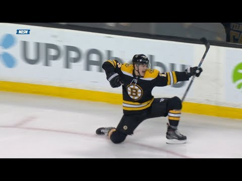 Ryan Donato's stunning NHL debut