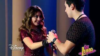 Luna Precenta A Erick Para cantar Mi Corazón Hace wow wow