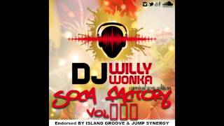 SOCA FACTORY VOL 3  (2015 TRINIDAD CARNIVAL EDITION BY DJWILLYWONKA )