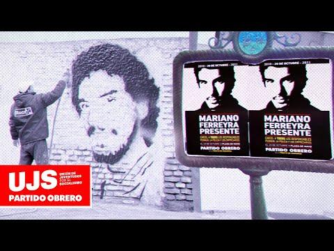 A 10 años del crimen de Mariano Ferreyra // Video homenaje de la UJS