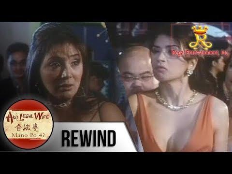 Regal Entertainment Inc. Rewind: Mano Po 4 | Zsa Zsa Padilla & Cherry Pie Picache
