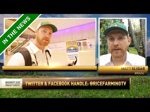 Talking USA Rice Outlook Conference | Market Day Report on RFD-TV