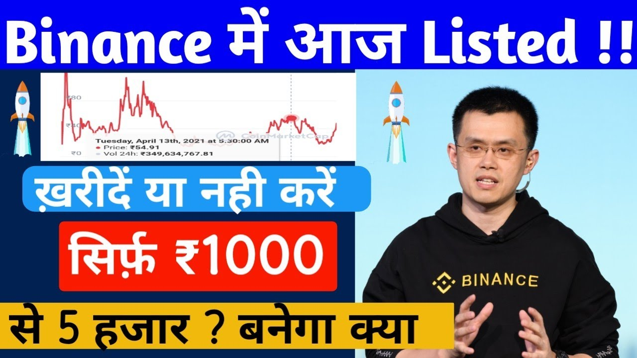 🔴Urgent Update For You | New Listing On Binance | New Coin ...