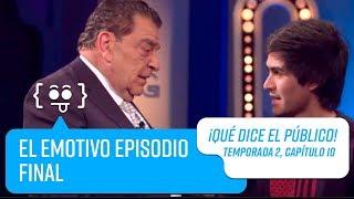 Capítulo 10   ¡Qué Dice el Público!   Temporada 2018