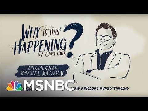 History And Scandal with Rachel Maddow | Why Is This Happening? - Ep 31 | MSNBC