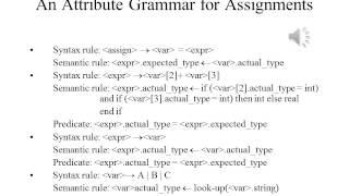 Principles of Programming Languages Lecture 3 Part 5